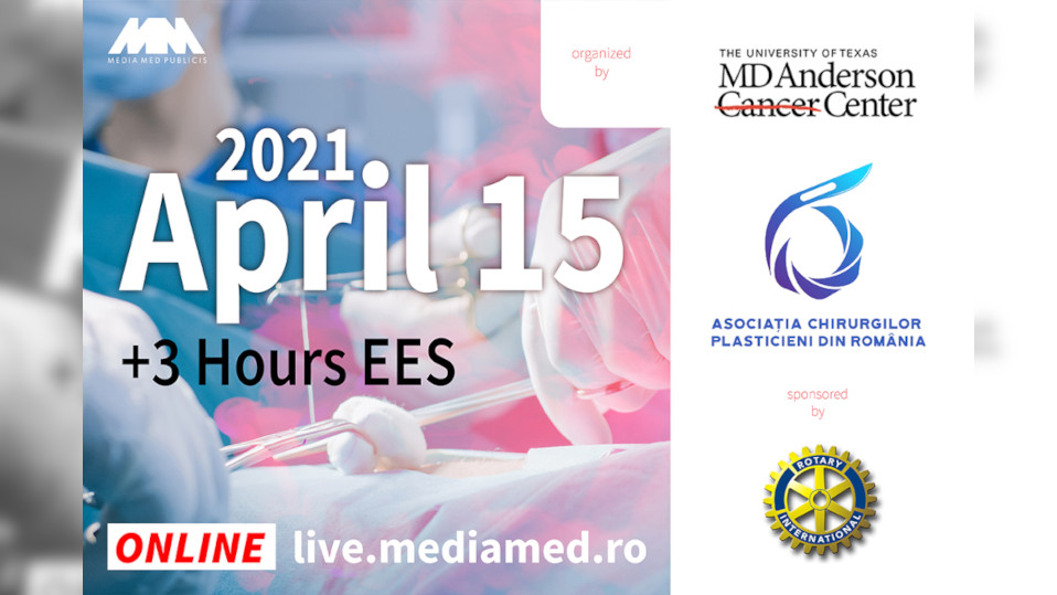 Latest updates in the field of Plastic and Reconstructive Surgery - Thursday, April 15