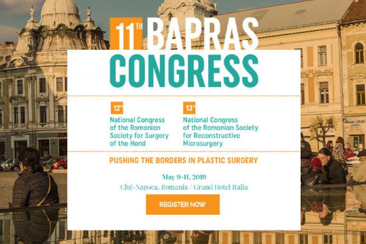 Balkan Association of Plastic, Reconstructive and Aesthetic Surgery (BAPRAS) 2019